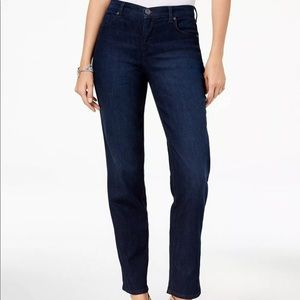 Style & Co Denim Piper Jeans Tummy Control High R
